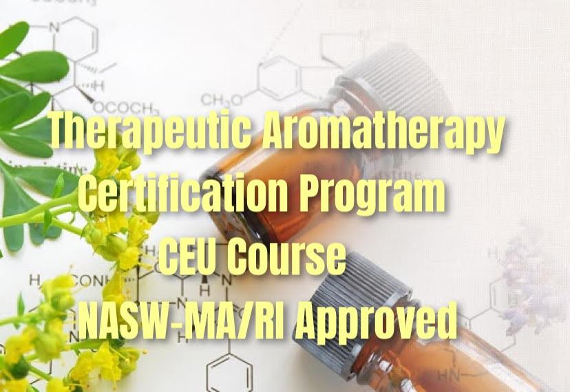SoulPurpose Aromatherapy Certification